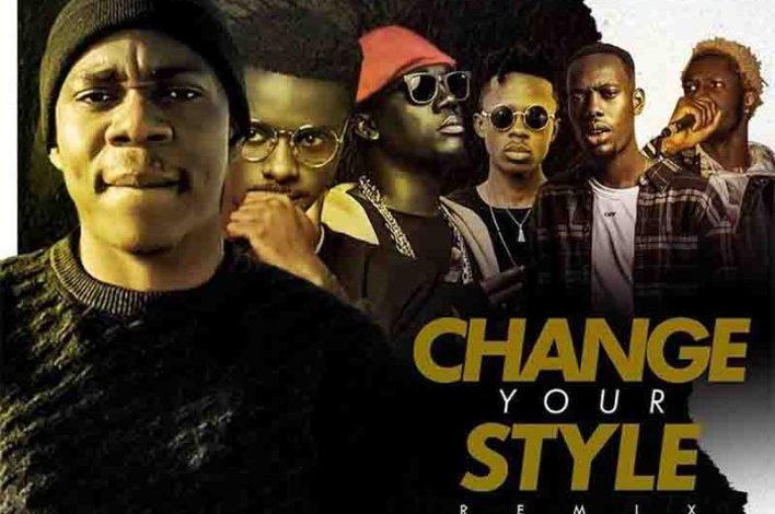 Gemini Orleans – Change Your Style (Remix) Ft. Tulenkey, Strongman, Shaker, Young Cisto & TXT