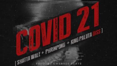 Tha Blackboi COVID 21