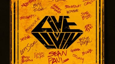 Sean Paul – Guns Of Navarone (Remix) ft. Stonebwoy, Jesse Royal & Mutabaruka