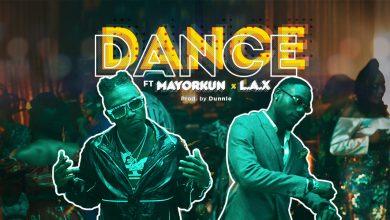 Mayorkun Dance