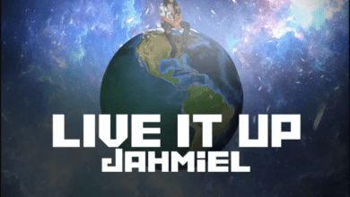 Jahmiel Live It Up