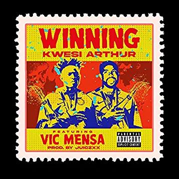 Kwesi Arthur Winning Ft Vic Mensa