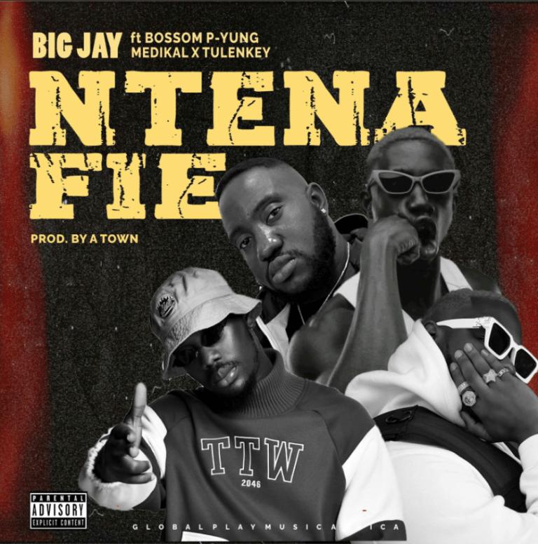 Big Jay Ntena Fie