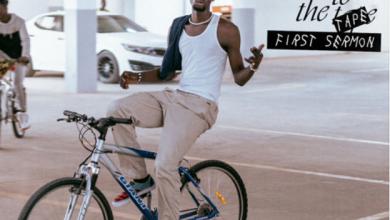 Black Sherif 1st Sermon Freestyle