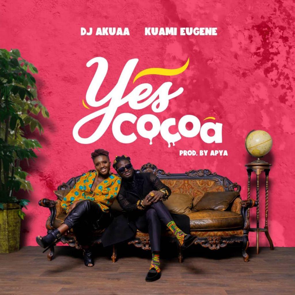 DJ Akua Yes Cocoa