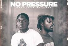 Phrimpong No Pressure