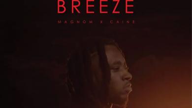 Magnom Tropical Breeze ft Caine
