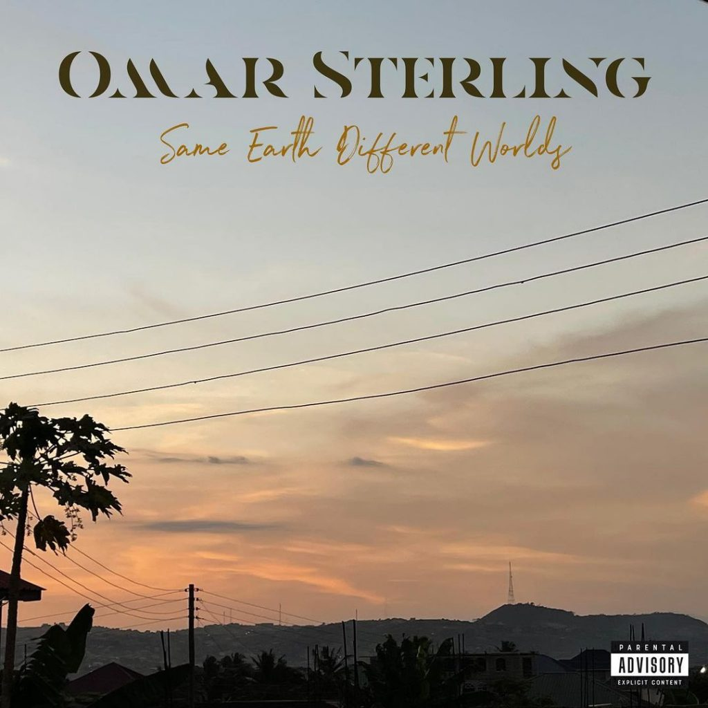 Omar Sterling A Mountain Full Of Gold