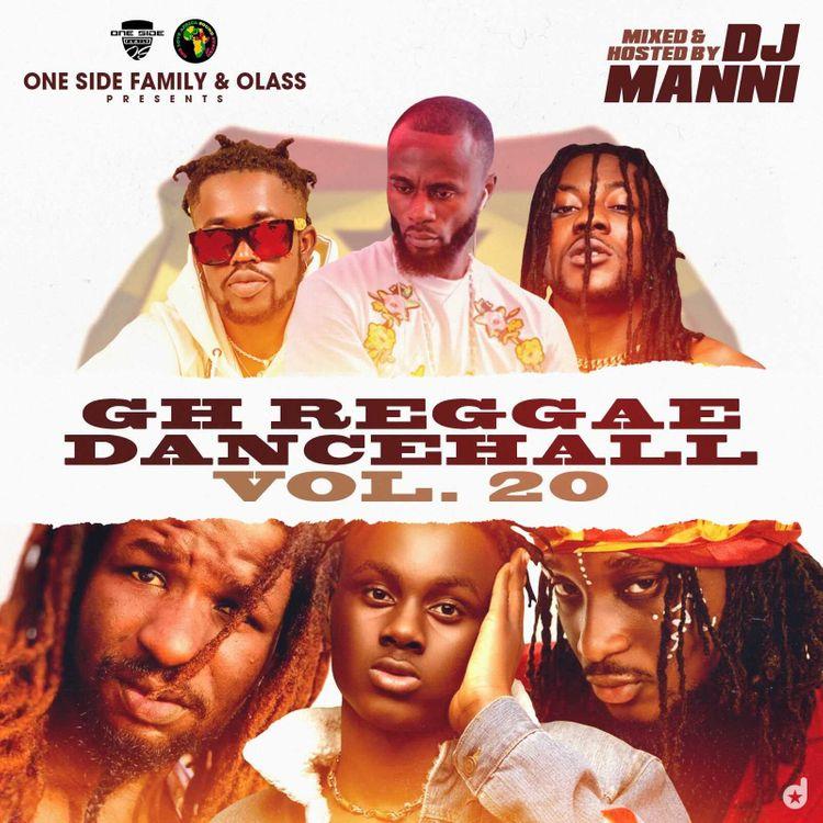 DJ Manni GH Raggea Dancehall Mix