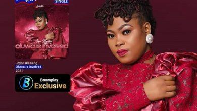 Joyce Blessing Oluwa Is Involved