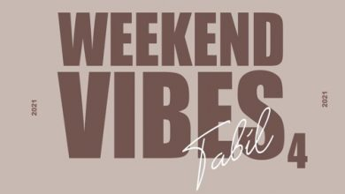 DJ Tabil Weekend Vibes Mix 4