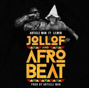 Article Wan Jollof and Afrobeat
