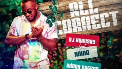 DJ Vyrusky – All Correct ft. Adina & Kuami Eugene mp3 download